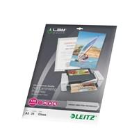 Leitz Udt Laminasyon Poşeti A3 125 Mikron 25 Adet Şeffaf 74890000
