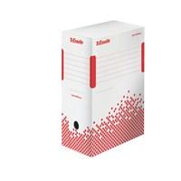 Leitz Esselte Speedbox Arşiv Kutusu 150Mm Beyaz-Kırmızı 623909