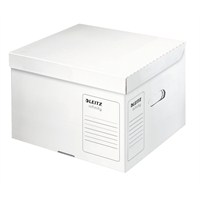 Leitz Leitz Infinity Arşiv Kolisi-Orta Boy Beyaz 61030000