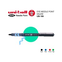 Uni-ball Eye Needle Point Micro İğne Uçlu Roller Kalem (UB-165)