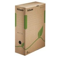 Leitz Esselte Eco Arşiv Kutusu- 100Mm Kraft 623917 25'li