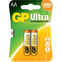 GP Ultra Alkalin 2'li AA Boy Kalem Pil (GP15AU-2U2)
