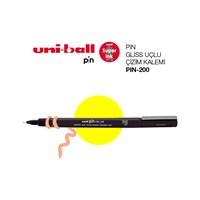 Uni Pin Gliss Uçlu Çizim Kalemi 0,8 (PIN08-200)