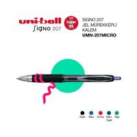Uni-ball Signo Micro 207 Jel Mürekkepli Kalem 0,5 1'li (UMN-207 MICRO)