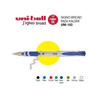 Uni-ball Signo Broad İmza Kalemi 1,0 1'li (UM-153)