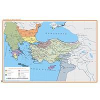Anadolu Beylikleri Haritası