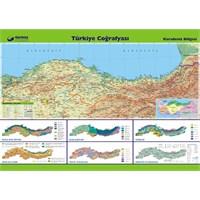 Karadeniz Bölgesi Haritası