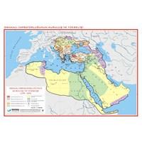 Osmanlı İmparatorluğu'Nun Kuruluş Ve Yükselişi Haritası
