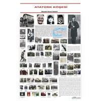 Atatürk Köşesi Levhası