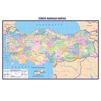 Türkiye Endüstri ve Madenler Haritası