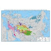 Bağımsız Türk Devletleri Haritası
