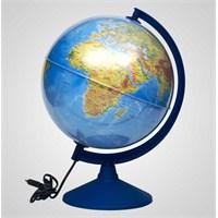 Işıklı Yazılabilir Küre 30 Cm (Fiz+Siy)