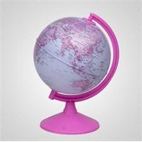 Işıksız Pembe Küre 20 Cm