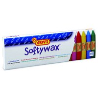 Jovi Softywax Yumuşak Pastel Boya 15 Renk