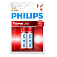 Philips LR6P2B AA 2'li Alkalin Kalem Pil