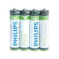 Philips R03L4F AAA 4'lü İnce Kalem Pil