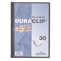 Durable Duraclip 30 Sayfa Kapasiteli Sıkıştırmalı Dosya (2200)
