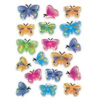 Herma Çocuk Etiketleri Kelebekler