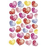 Herma Çocuk Etiketleri Noktalı Kalp