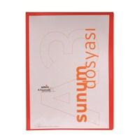Umix Standart Sunum Dosyası A3 10'lu