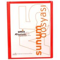 Umix Standart Sunum Dosyasi A5 10'lu