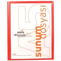 Umix Standart Sunum Dosyası A5 40'lı