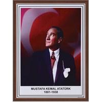 Panda 425 35X50 Atatürk Portresi (Mdf Çerçeve)