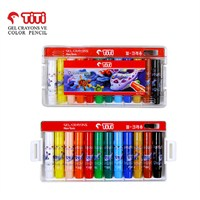 TITI GEL CRAYONS 12'li SET