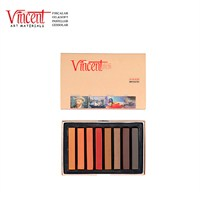 Vincent Soft Pastel Brown Selection 8'li Set