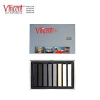 Vincent Soft Pastel Grey Selection 8'li Set