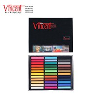 Vincent Soft Pastel 36'lı Set