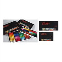 Vincent Soft Pastel 48'li Set Yarım Boy