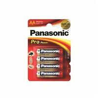 Panasonic Propower AA Alkalin Pil 4'lü Paket