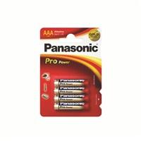 Panasonic Propower AAA Alkalin Pil 4'lü Paket