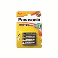 Panasonic Alkaline Power AAA Alkalin Pil 4'lü Paket