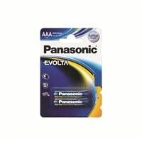 Panasonic Evolta AAA Alkalin Pil 2'li Paket