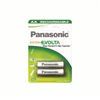 Panasonic NI-MH 2050 mAh AA Şarjlı Pil 2'li Paket