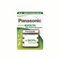 Panasonic NI-MH 2050 mAh AA Şarjlı Pil 4'lü Paket