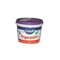 Creall Finger 125gr 03 Mor Parmak Boyası