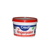 Creall Finger 340gr 02 Kırmızı Parmak Boyası