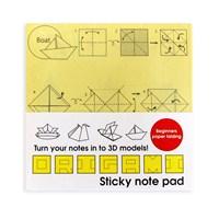 Suck Uk Origami Yapışkanlı Notluk 100 Yp.