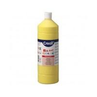 Creal Basic 1000ml 01 Açık Sarı Afiş Boyası