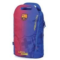 Barcelona Okul Çantası 30*44*15 cm (Bordo-Mavi)