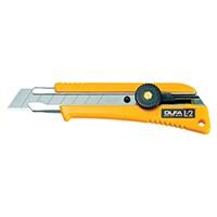 Olfa Geniş Maket Bıçağı (Özel Kauçuk Kaplamalı Dizayn) (L-2)