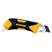 Olfa Geniş Maket Bıçağı (Kimyasal Çözücülere Karşı Dayanıklı) (L5-Al)