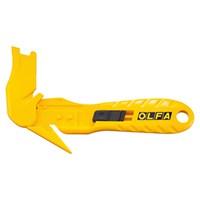 Olfa Emniyetli Maket Bıçağı (Sağ Ve Sol Elde Kullanılabilir) (Ağır İşlere Özel) (Sk-10)