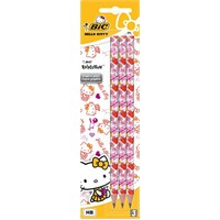 Bic Hello Kitty Evolutıon 650 Kurşun Kalem 3'Lü Blister