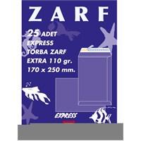 Yener M000186 Torba Zarf 170x250 110gr Extra Exp. 25'li
