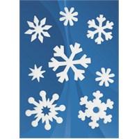 Herma Çocuk Etiketleri Kar İşaretleri