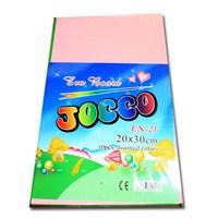 Jocco Yapışkanlı Eva 10 Renk